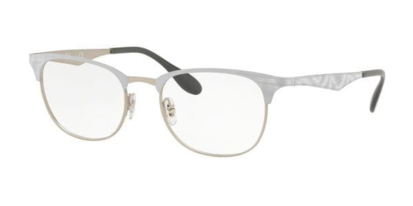 2ef520df9c Ray-Ban RX6346 Highstreet 3023 Glasses White