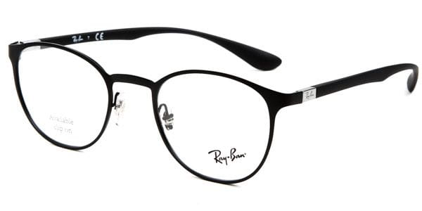 d838eb68d6 Ray-Ban Tech RX6355 Liteforce 2503 Glasses Black