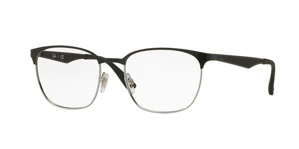 a20b00d91ed Ray-Ban RX6356 Active Lifestyle 2861 Glasses Black