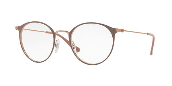 Lunettes Ray-Ban RX6378 2973 Or   Easylunettes 9f34365f2acf