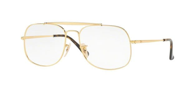db9ea6a1c7 Ray-Ban RX6389 2500 Glasses Gold