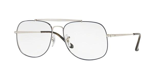 c23d33c25a Ray-Ban RX6389 2970 Glasses Silver