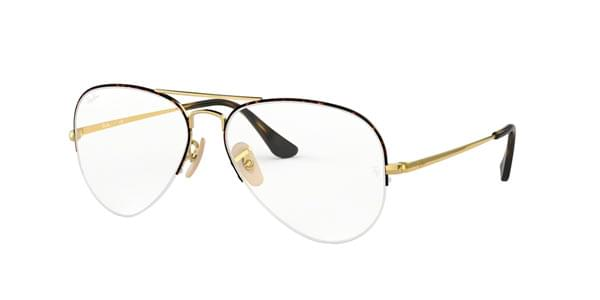 ba54195776f Ray-Ban RX6589 2945 Glasses Tortoise
