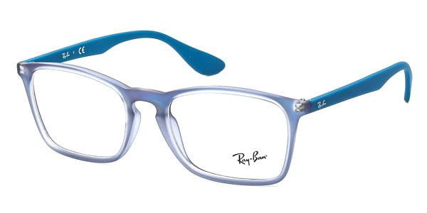 a087d763bc Lentes Opticos Ray-Ban RX7045 Chris 5484 Azul | VisionDirecta Chile