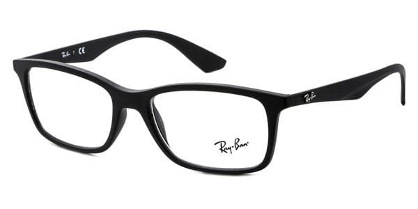 566fe0b3d4 Ray-Ban RX7047 Active Lifestyle 5196 Glasses Black