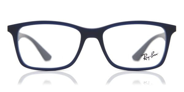 854f9c91a26 Ray-Ban RX7047 Active Lifestyle 5450 Eyeglasses in Blue ...