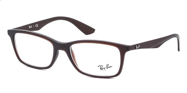 0583a7cda3 Ray-Ban RX7047 Active Lifestyle 5451 Glasses Brown