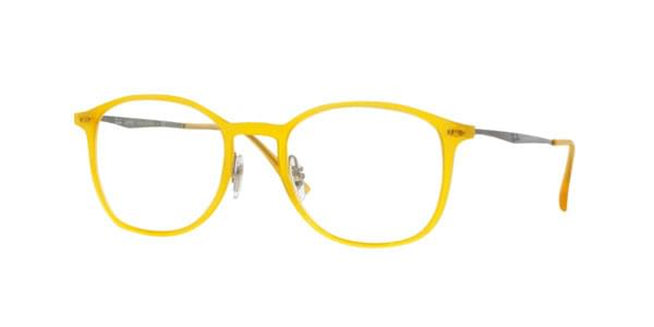 4e0a34200a Ray-Ban Tech RX7051 Light Ray 5519 Glasses Yellow