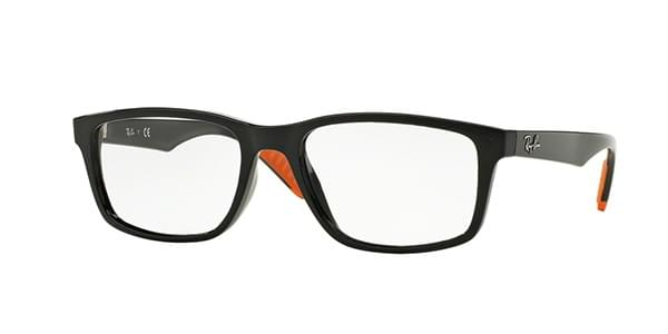 2108c3cc5ae Ray-Ban RX7063F Active Lifestyle Asian Fit 5417 Glasses Black ...
