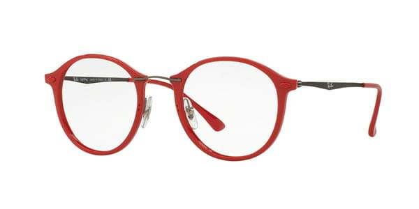0c4456547f4 Ray-Ban Tech RX7073 Light Ray 5619 Glasses Red