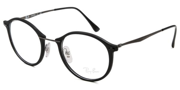 Ray-Ban Tech RX7073 Light Ray 2077 Glasses Black   SmartBuyGlasses ... 2aaf40c0dedb