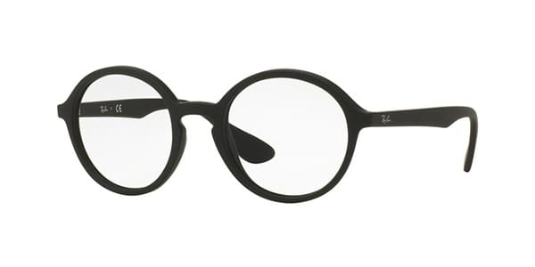 Ray-Ban RX7075 Youngster 5364 Glasses Black  d713eb90c8493