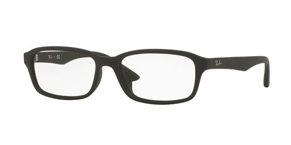 6a8b2afbb6a3e Ray-Ban RX7081D Asian Fit 2477 Glasses Black
