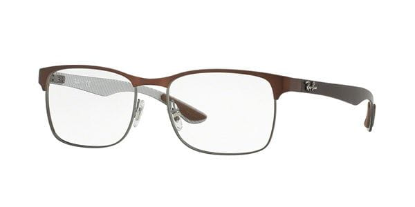 bcc395f763 Ray-Ban RX8416 2915 Eyeglasses in Brown
