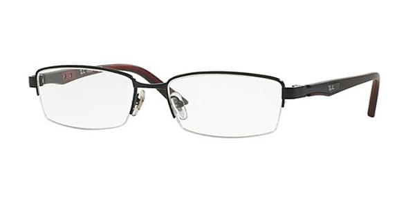 9c362cfb8c2 Ray-Ban RX8736D Asian Fit 1119 Eyeglasses in Black
