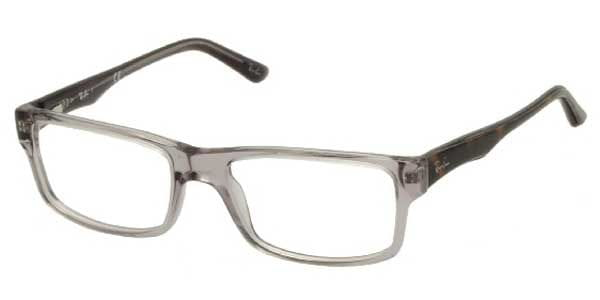 b75f2270513 Ray-Ban RX5245 Highstreet 5077 Eyeglasses in Clear