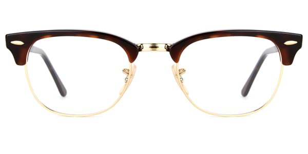 cccbafce40489f Ray-Ban RX5154 Clubmaster 2372 Glasses Gold   SmartBuyGlasses Canada