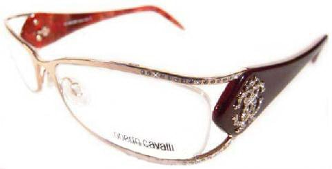 970de1404f1 Roberto Cavalli RC 348 772 Eyeglasses in Gold
