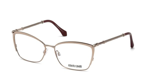 c8d77254b4 Roberto Cavalli RC 0935 POLLUX 034 Eyeglasses in Brown ...