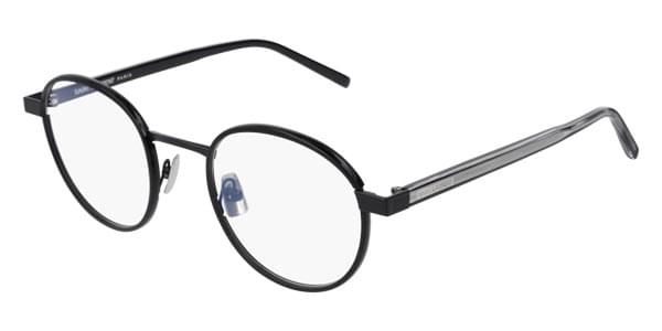 ed2b7df0a7 Saint Laurent SL 125 004 Glasses Black