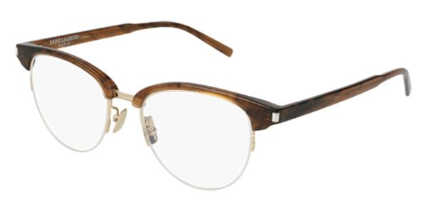 1145785240 Saint Laurent SL 188 SLIM 004 Eyeglasses in Brown