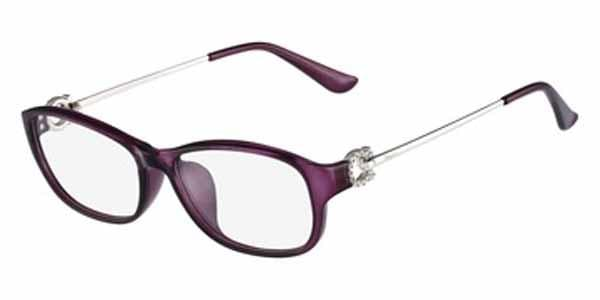 Salvatore Ferragamo SF 2697RA 513 Eyeglasses in Purple ...
