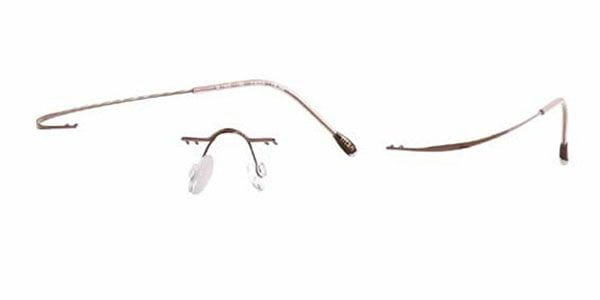 7074c3fbfad Silhouette 7395 6055 Eyeglasses in Green