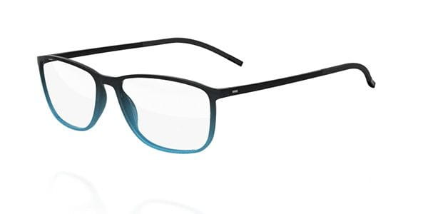 6f60436aad3 Silhouette SPX ILLUSION FULLRIM 2888 6057 Eyeglasses in Blue ...