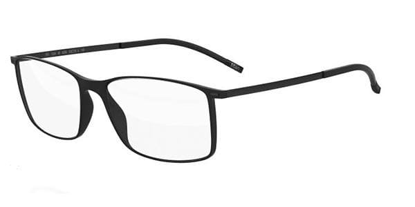 325d66744ff Silhouette 2902 6050 Eyeglasses in Black