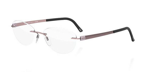 ea3e0c38687 Silhouette 4499 6056 Eyeglasses in Brown