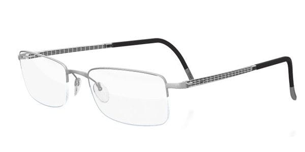 eff541852073 Silhouette ILLUSION NYLOR 5428 6051 Glasses Silver | SmartBuyGlasses India