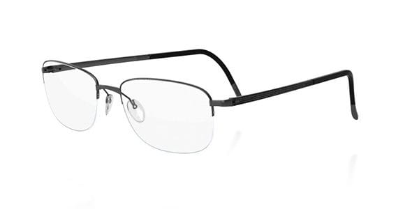 b3759b23ca0 Silhouette 5458 6060 Eyeglasses in Black