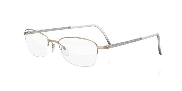c9cf8be8f69 Silhouette ILLUSION NYLOR 4453 6053 Eyeglasses in Gold ...
