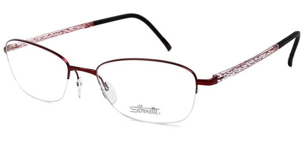 32054e1fa04 Silhouette ILLUSION NYLOR 4453 6056 Glasses Red
