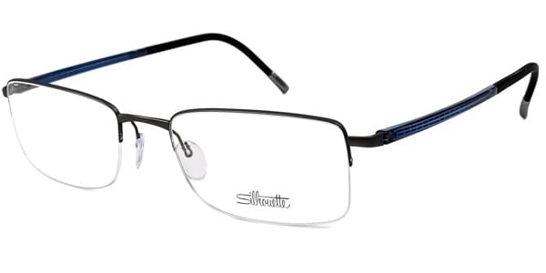 02c25a7b7dbb Silhouette ILLUSION NYLOR 5428 6061 Glasses Grey | SmartBuyGlasses India