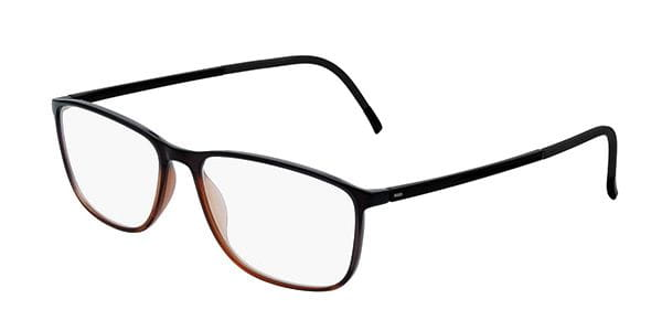 1442baeb56 Silhouette SPX ILLUSION FULLRIM 2888 6054 Eyeglasses in Brown ...