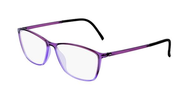 5408ff26cbd Silhouette SPX ILLUSION FULLRIM 2888 6056 Glasses Purple ...