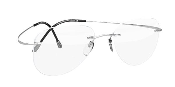 Silhouette TMA Must Collection 2017 5515 CM 7010 Glasses Silver ...