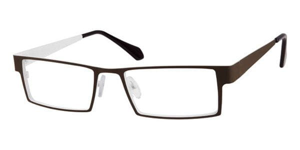91b6f592abf SmartBuy Collection Maxim C 680 Eyeglasses in Brown ...