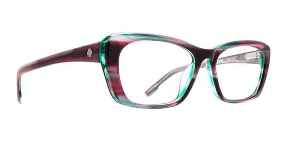 84b24e7a7 Óculos de Grau Spy DOLLY Green Sunset Transparente | OculosWorld Brasil