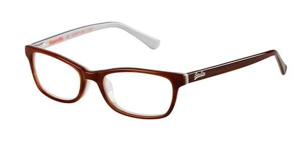 bbdefc0abcb Superdry SDO ASHLEIGH 101 Eyeglasses in Brown