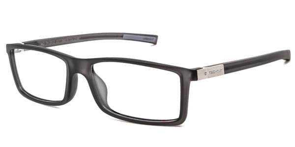 Lunettes Tag Heuer Urban 7 TH0512 007 Gris Mat   Easylunettes a5f37f412dc7
