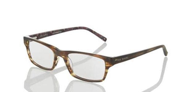 e05f35bfbdb Ted Baker TB8096 Chalk 105 Glasses Brown