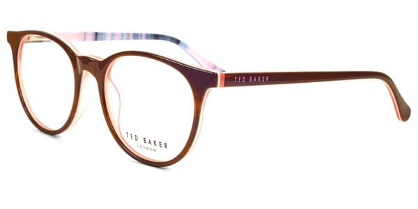 604010d8bd Ted Baker TBB951 Maisie Kids 154 Glasses Brown