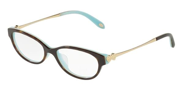c0d2b045ed Tiffany   Co. TF2146D Asian Fit 8134 Eyeglasses in Tortoise ...