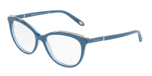 Tiffany   Co. TF2147B 8189 Eyeglasses in Blue   SmartBuyGlasses USA 49c102d4f4