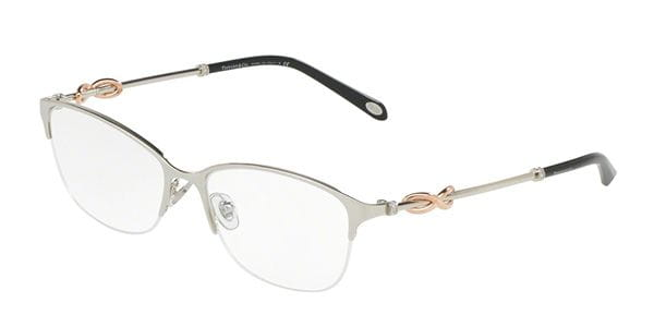 7190619921c1 Tiffany TF1122B 6001 Glasses Silver | VisionDirect Australia