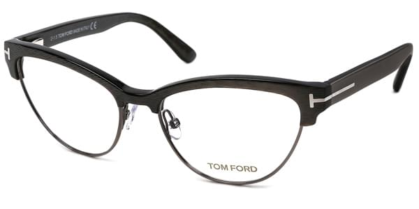 tom ford ft5365 024 brille grau smartbuyglasses deutschland. Black Bedroom Furniture Sets. Home Design Ideas