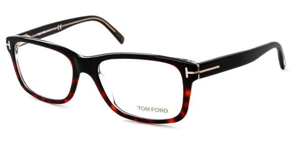 fda4a756e1c Tom Ford FT5163 56A Eyeglasses in Black