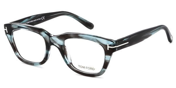 c587f2fb0e3 Tom Ford FT5178 CLASSIC 089 Glasses Black Blue